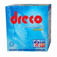 Dreco Super Стиральный порошок 3 кг