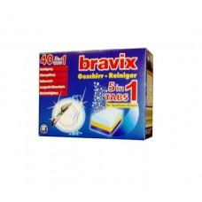 Bravix Таблетки для ПММ 5 в 1