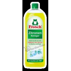 Frosch – Универсальное чистящее средство, Лимон, 0,75 л