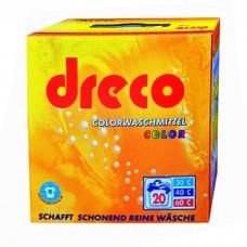 Dreco Color Стиральный порошок для цветного белья 3 кг