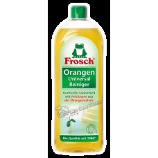Frosch – Универсальное чистящее средство, Апельсин, 0,75 л