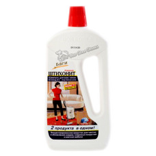 Bagi ШТИХОНИТ – шампунь для моющих пылесосов всех видов, 1000 мл