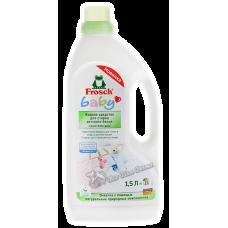 Frosch – Жидкое средство для стирки детского белья, 1,5 л