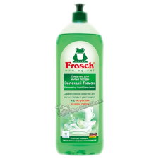 Frosch – Средство для мытья посуды Зеленый Лимон, 1 л