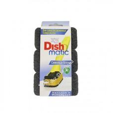 Dishmatic - сменный блок для сильно загрязненных поверхностей, черный