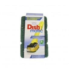 Dishmatic - сменный блок стандарт, зеленый