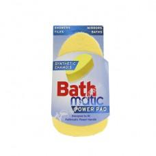 BathMatic - сменный блок (губка для ванной и душевой), 1 шт