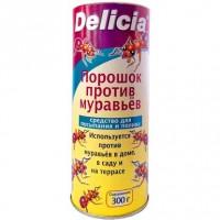 Delicia - Активная пищевая гранулированная приманка для муравьев в виде порошка 300гр