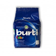 Burti COLOR - стиральный порошок для цветного и тонкого белья, 1,5 кг