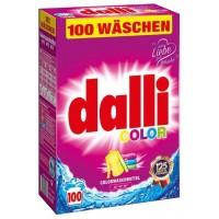 Dalli Color - стиральный порошок для цветного и белого белья без фосфатов 6.5кг