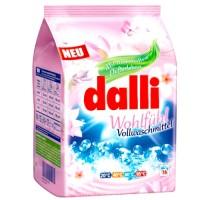 Dalli Wohlfuhl Универсальный концентрированный стиральный порошок ароматом свежести 1.12