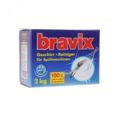 Bravix Порошок для посудомоечных машин, 2кг