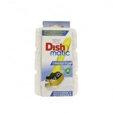 Dishmatic - сменный блок для деликатных поверхностей, белый