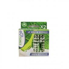 EcoForce - сменный блок ( к щетке для посуды EcoForce), 2 шт