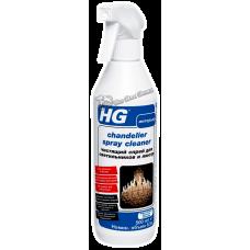 HG – Чистящий спрей для светильников и люстр (500 мл,)