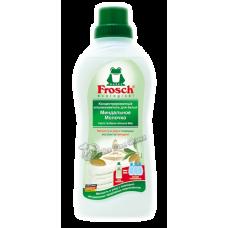 Frosch – Концентрированный ополаскиватель для белья, Миндальное молочко