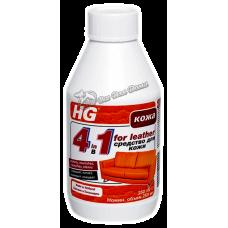 HG – Средство для кожи 4 в 1, 250 мл