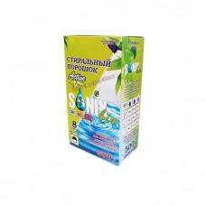 SonixBio Active - стиральный порошок для белого и светлого белья, 500 гр