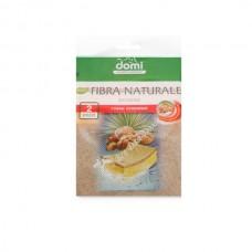Domi Fibra Naturale - Губки кухонные, натуральная фибра, 2 шт