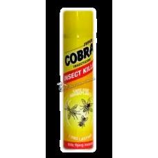 Yplon Супер Кобра - аэрозоль от летающих насекомых, 400 мл