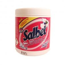 Salbet - Порошок - пятновыводитель без хлора, в пластиковой упаковке, 750 гр