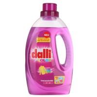 Dalli Color - концентрированный гель для стирки цветного белья, 1,1 л, 20 стирок