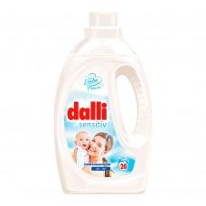 Dalli Чувствительный - универсальный гипоаллергенный гель для стирки, 1,1 л