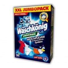 Der Waschkönig Универсальный стиральный порошок 7.5кг