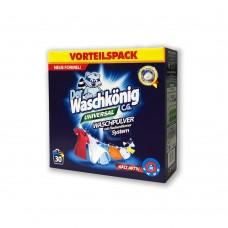 Der Waschkönig Универсальный стиральный порошок 2.5кг